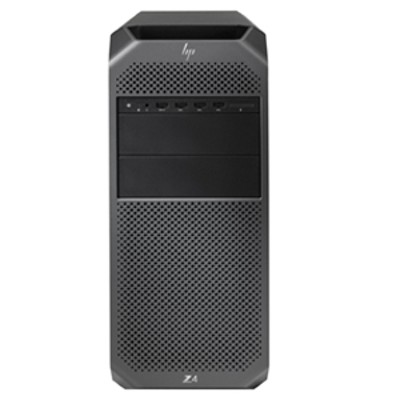 HP Inc. 3KX10UT#ABA Workstation Z4 G4 - MT - 4U - 1 x Xeon W-2133 / 3.6 GHz - RAM 8 GB - SSD 256 GB -  Z Turbo Drive  NVMe - DVD-Writer - no graphics