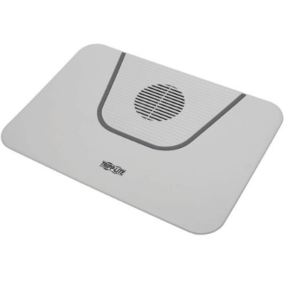 TrippLite NC2003BP Laptop Cooling Pad for Notebook and Laptop Computers Up to 16 in. - Notebook fan - gray