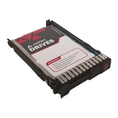 Axiom Memory 870763-B21-AX Enterprise - Hard drive - 600 GB - hot-swap - 2.5 SFF - SAS 12Gb/s - 15000 rpm - buffer: 128 MB