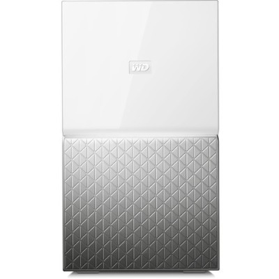 WD WDBMUT0080JWT-NESN My Cloud Home Duo 8TB 2-Bay Personal Cloud NAS Server