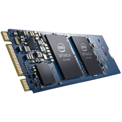 Intel SSDPEK1W120GAXT Solid-State Drive 800p Series - Solid state drive - 120 GB - 3D Xpoint (Optane) - internal - M.2 2280 - PCI Express 3.0 x2 (NVMe