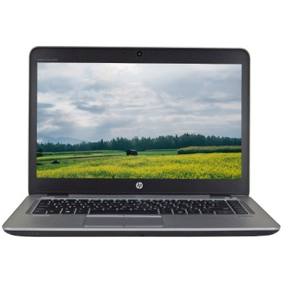 HP Inc. PC5-1127 EliteBook 745 G3 AMD A8-8600B 1.6GHz Notebook PC - 8GB RAM  128GB SSD  14 FHD 1920 x 1080  1x USB-C  VGA  DisplayPort  Microsoft Windows 10 Pro