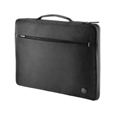 HP Inc. 2UW01UT Business - Notebook sleeve - 14.1 - black - for  245 G7  Elite x2  EliteBook 735 G6  745 G6  EliteBook x360  ProBook 445r G6  640 G5