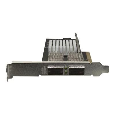 StarTech.com PEX40GQSFDPI Dual-Port QSFP+ Server NIC - PCIe - 40G Network Interface Card - Network adapter - PCIe - 40 Gigabit QSFP+ x 2