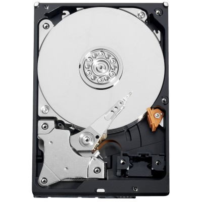 Rapid Technologies WD40EZRX-RT 4TB Internal Hard Drive IntelliPower 64MB Cache SATA 6.0Gb - Refurbished