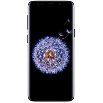 Samsung Electronics SM-G960UZKAXAA Galaxy S9 64GB Smartphone (Unlocked  Midnight Black)