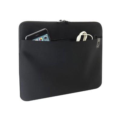 Tucano BFTMB15-BK Top Second Skin - Notebook sleeve - 15 - black