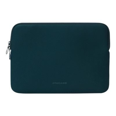 Tucano BFTMB13-B Top Second Skin - Notebook sleeve - 13 - blue petroleum