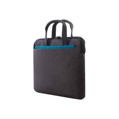 Tucano WO3S-MB15-BK Work-out III Super Slim Bag - Notebook carrying case - 15 - black - for Apple MacBook Pro (15.4 in)
