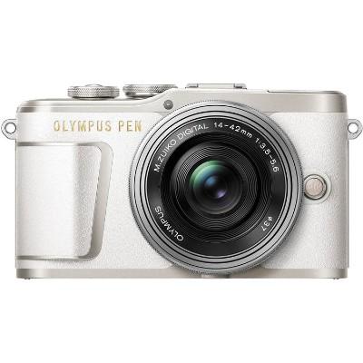 Olympus V205092WU010 E-PL9 Mirrorless Micro Four Thirds Digital Camera (White)