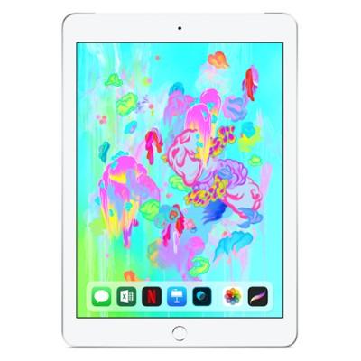 Apple MR702LL/A iPad Wi-Fi + Cellular 32GB - Silver - Released 2018