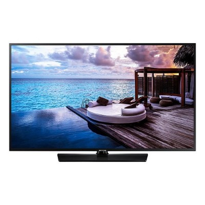 Stunning 4K UHD resolution and HDR10+ picture technology on Samsung's 670U Series delivers an exceptionally sharp  clear and bright picture.