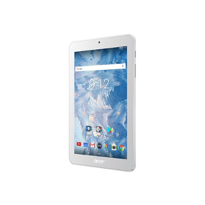 Acer NT.LELAA.001 ICONIA ONE 7 B1-7A0-K78B - Tablet - Android 7.0 (Nougat) - 16 GB eMMC - 7 IPS (1024 x 600) - USB host - microSD slot - white  electric blue