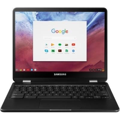 Samsung Electronics XE510C25-K01US Chromebook Pro M3-6Y30  4GB RAM  32GB HD  12.3 Black w/ Backlit Keyboard/Chrome OS