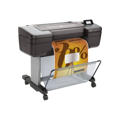 HP Inc. T8W15A#B1K DesignJet Z6 PostScript - 24 large-format printer - color - thermal inkjet - Roll (24 in) - 2400 x 1200 dpi - up to 1.4 min/page (m