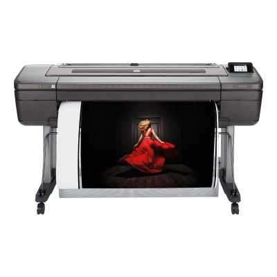 HP Inc. W3Z72A#B1K DesignJet Z9+ PostScript - 44 large-format printer - color - thermal inkjet - Roll (44 in) - 2400 x 1200 dpi - up to 1.2 min/page (