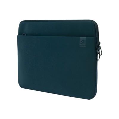 Tucano BFTMB15-B Top Second Skin - Notebook sleeve - 15 - blue petroleum
