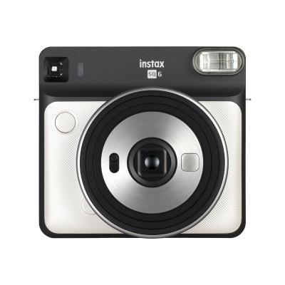Fujifilm 16581458 Instax SQUARE SQ6 - Instant camera - lens: 65.75 mm - pearl white