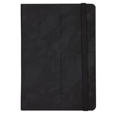 Case Logic 3203708 SureFit Folio - Flip cover for tablet - polyester - black - 10