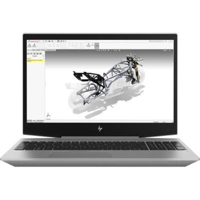 HP Inc. 4NH70UT#ABA ZBook 15v G5 8th Gen Intel Core i5-8300H Quad-Core 2.60GHz Notebook PC - 8GB RAM  256GB PCIe NVMe SSD  15.6 FHD (1920x1080) Anti-glare LED-b