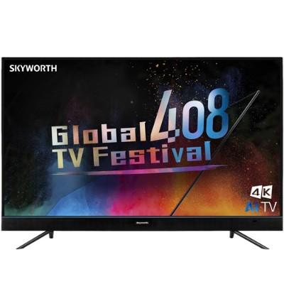 Skyworth 55USA 55 4K Ultra HD HDR Android 7.0 Google Cast LED TV