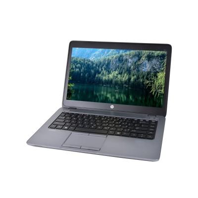 HP Inc. PC5-1216 EliteBook 840 G2 Laptop - Intel Core i5-5300U 2.3GHz CPU  8GB DDR3L Memory  256GB SSD Storage  14 HD Display  4x USB 3.0  1x DisplayPort  Win 1