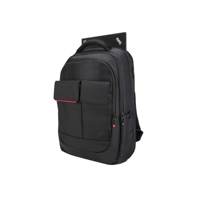 Lenovo 4X40Q26383 ThinkPad Professional Backpack - Notebook carrying backpack - 15.6 - black - for IdeaPad S145-15  ThinkBook 13  14  15  ThinkPad E14