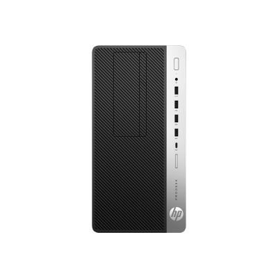 HP Inc. 4HG95UT#ABA SmartBuy ProDesk 600 G4 I3-8100T 3.1GHz/4GB/500GB/W10P