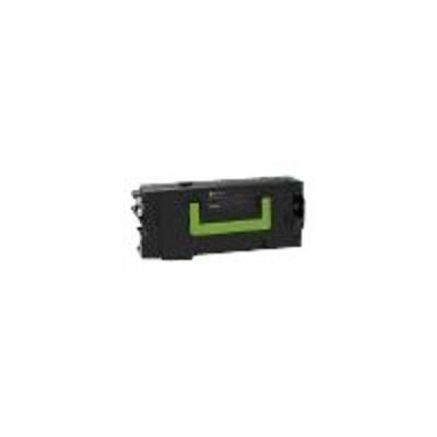 Lexmark 58D1H00 High Yield - black - original - toner cartridge LCCP  LRP - for  MS725  MS821  MS822  MS823  MS825  MS826  MX721  MX722  MX822  MX826