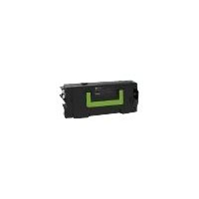 Lexmark 58D1U00 Ultra High Yield - black - original - toner cartridge LCCP  LRP - for  MS725  MS821  MS822  MS823  MS825  MS826  MX521  MX522  MX622