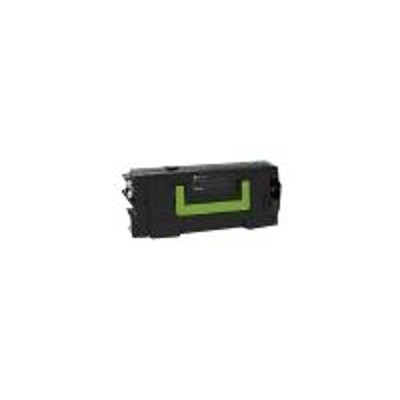 Lexmark 58D1000 Black - original - toner cartridge LCCP  LRP - for  MS725  MS821  MS822  MS823  MS825  MS826  MX721  MX722  MX822  MX826