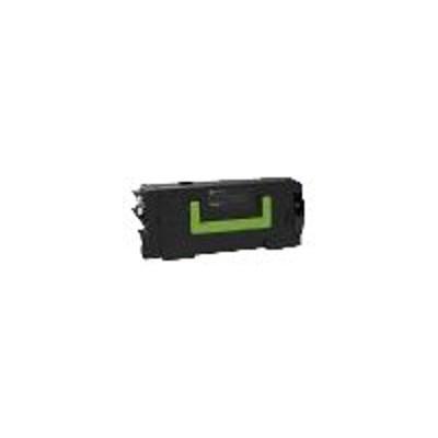 Lexmark 58D0HA0 High Yield - black - original - toner cartridge LCCP - for  MS821dn  MS821n  MS822de