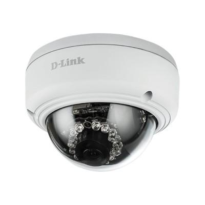 D-Link DCS-4602EV-VB1 Vigilance DCS-4602EV - Network surveillance camera - dome - outdoor - dustproof / weatherproof / vandal-proof - color (Day&Night