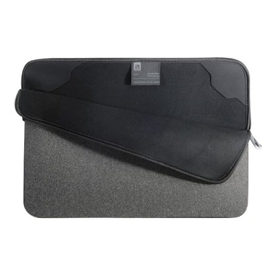 Tucano BFM1516-BK Second Skin Melange - Notebook sleeve - 15 - 15.6 - black
