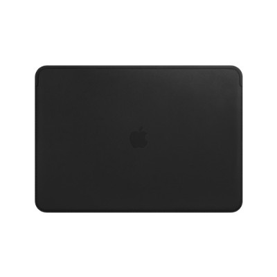 Apple MTEH2ZM/A Notebook sleeve - 13 - black - for MacBook Pro with Touch Bar (13.3 in)