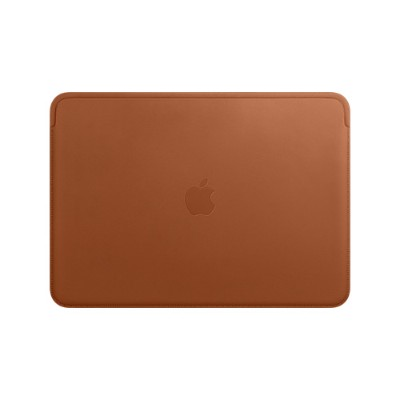 Apple MRQM2ZM/A Notebook sleeve - 13 - saddle brown - for MacBook Pro with Touch Bar (13.3 in)