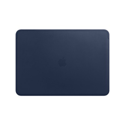 Apple MRQU2ZM/A Notebook sleeve - 15 - midnight blue - for MacBook Pro with Touch Bar (15.4 in)