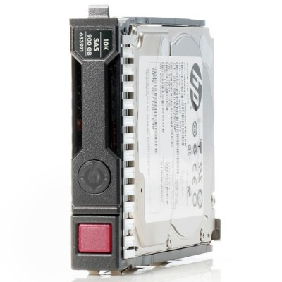 Hewlett Packard Enterprise 652583-B21 600GB 6GB/s SAS 10K rpm SFF (2.5-inch) SC Enterprise Hard Drive with HP SmartDrive Carrier