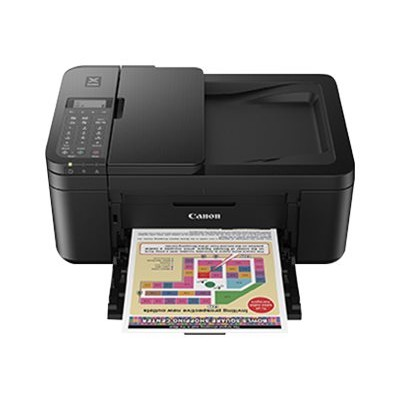 Canon 2984C002 PIXMA TR4520 - Multifunction printer - color - ink-jet - A4 (8.25 in x 11.7 in)  Legal (8.5 in x 14 in) (original) - Legal (media) - up