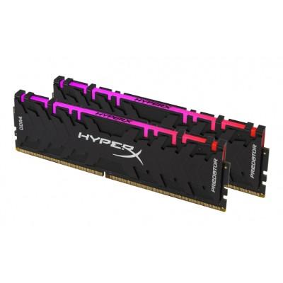 Kingston HX432C16PB3AK4/32 32GB 3200MHz DDR4 CL16 DIMM (Kit of 4) XMP HyperX Predator RGB