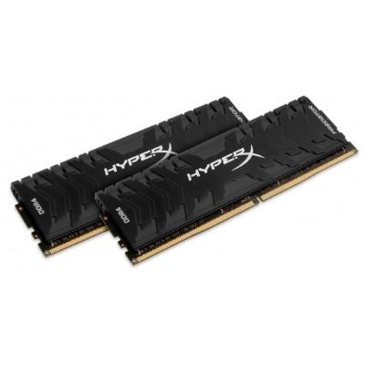 Kingston HX432C16PB3K4/64 64GB 3200MHz DDR4 CL16 DIMM (Kit of 4) XMP HyperX Predator