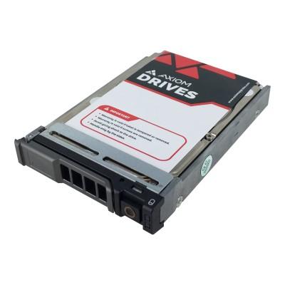 Axiom Memory 400-AJRM-AX Enterprise - Hard drive - 300 GB - hot-swap - 2.5 SFF - SAS 12Gb/s - 15030 rpm - buffer: 128 MB - for Dell PowerEdge FC630 (2
