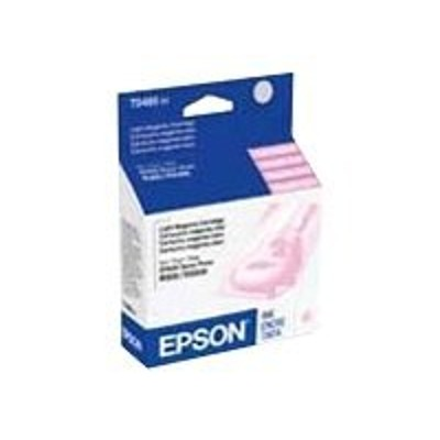 Epson T048620-S T0486 - Light magenta - original - ink cartridge - for Stylus DX3800  Stylus Photo R200  R220  R300  R320  R340  RX500  RX600  RX620