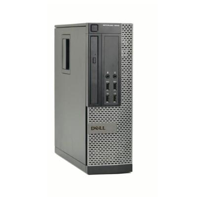 Dell DL7010SF1624 Optiplex 7010 SFF Intel Core i5-3470 Quad-Core 3.2GHz Desktop PC - 16GB  240GB SSD  DVD  Microsoft Windows 10 Pro - Refurbished