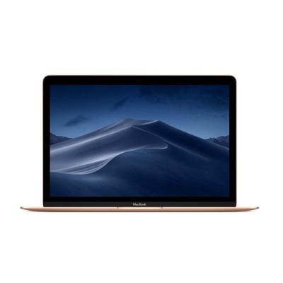 Apple MRQN2LL/A MacBook 12 with Retina Display  Intel 1.2GHz Dual-Core Intel Core m3 processor  8GB RAM  256GB SSD storage & Intel HD Graphics 615 - Gold  macOS