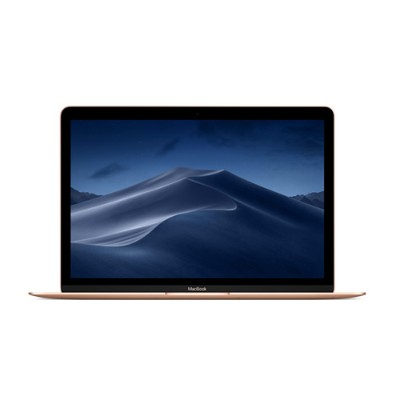 Apple MRQP2LL/A MacBook 12 with Retina Display  Intel 1.3GHz Dual-Core Intel Core i5 processor  8GB RAM  512GB SSD storage & Intel HD Graphics 615 - Gold  macOS