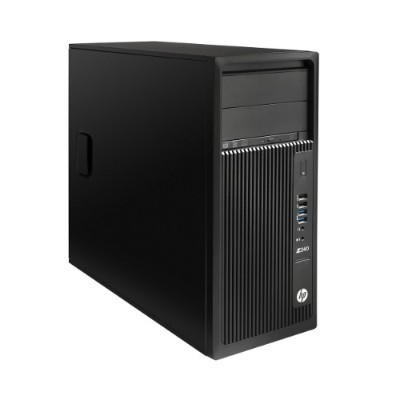 HP Inc. 3FF21US#ABA-OB Workstation Z240 MT  1 x Core i7-6700 3.4GHz  RAM 32GB  SSD 256GB  Z Turbo Drive G2  FirePro W4100  GigE  Win 7 Pro 64-bit (includes Win