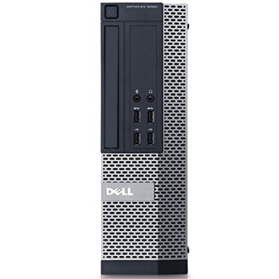 Dell DL90208510P OptiPlex 9020 Intel Core i5-4570 Quad-Core 3.20GHz Small Form Factor PC - 8GB RAM  500GB HDD  Windows 10 Professional - Refurbished