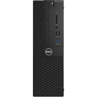 Dell 2PCH8-OB OptiPlex 3050 7th Gen Intel Core i3-7100 Dual-Core 3.90GHz Small Form Factor PC - 4GB RAM  500GB HDD  Intel HD Graphics 630  DVD-Writer  SD Card R