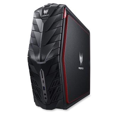 Acer UD.P01AA.533-OB Predator G1 - Intel Core i7-6700 - 16 GB  DDR4 SDRAM - 2 TB HDD  512 GB SSD - NVIDIA GeForce GTX 1060 - DVD-Writer - Gigabit Ethernet - Blu